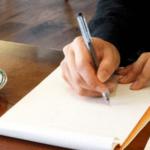 エンディングノートの詳しい書き方を紹介。コツをつかめば簡単に!